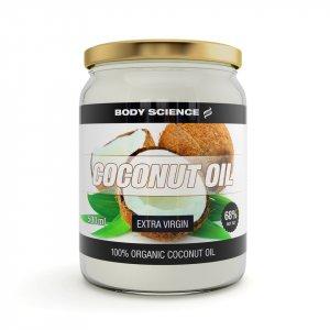 Kokosolja från Body Science