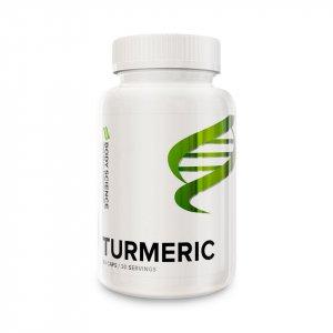 Turmeric/Gurkmeja på burk från Body Science