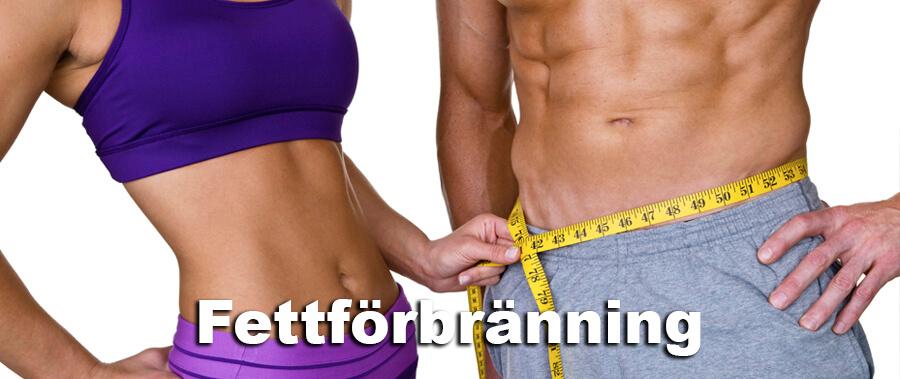 Gå ner i vikt och fettförbränning