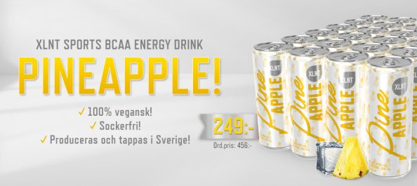 Bildspelsbanner-XLNT-Drink-BCAA-Pineapple_1200x535px-UtanNyhet-249_210113