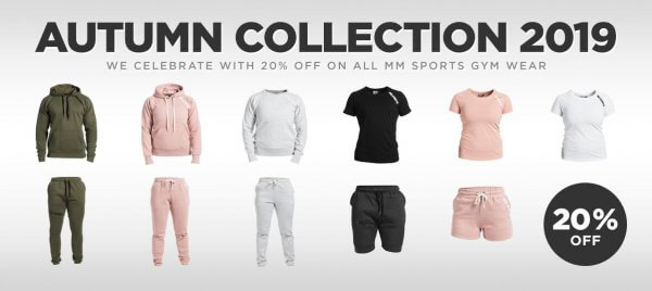 NO + DK MM Sports Gym Wear Sale