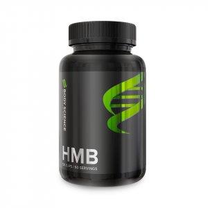 Kosttillskott för muskelökning från Body Science, HMB