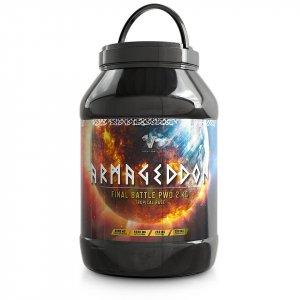 PWO Pre-Workout kosttillskott Armageddon från Viking Power