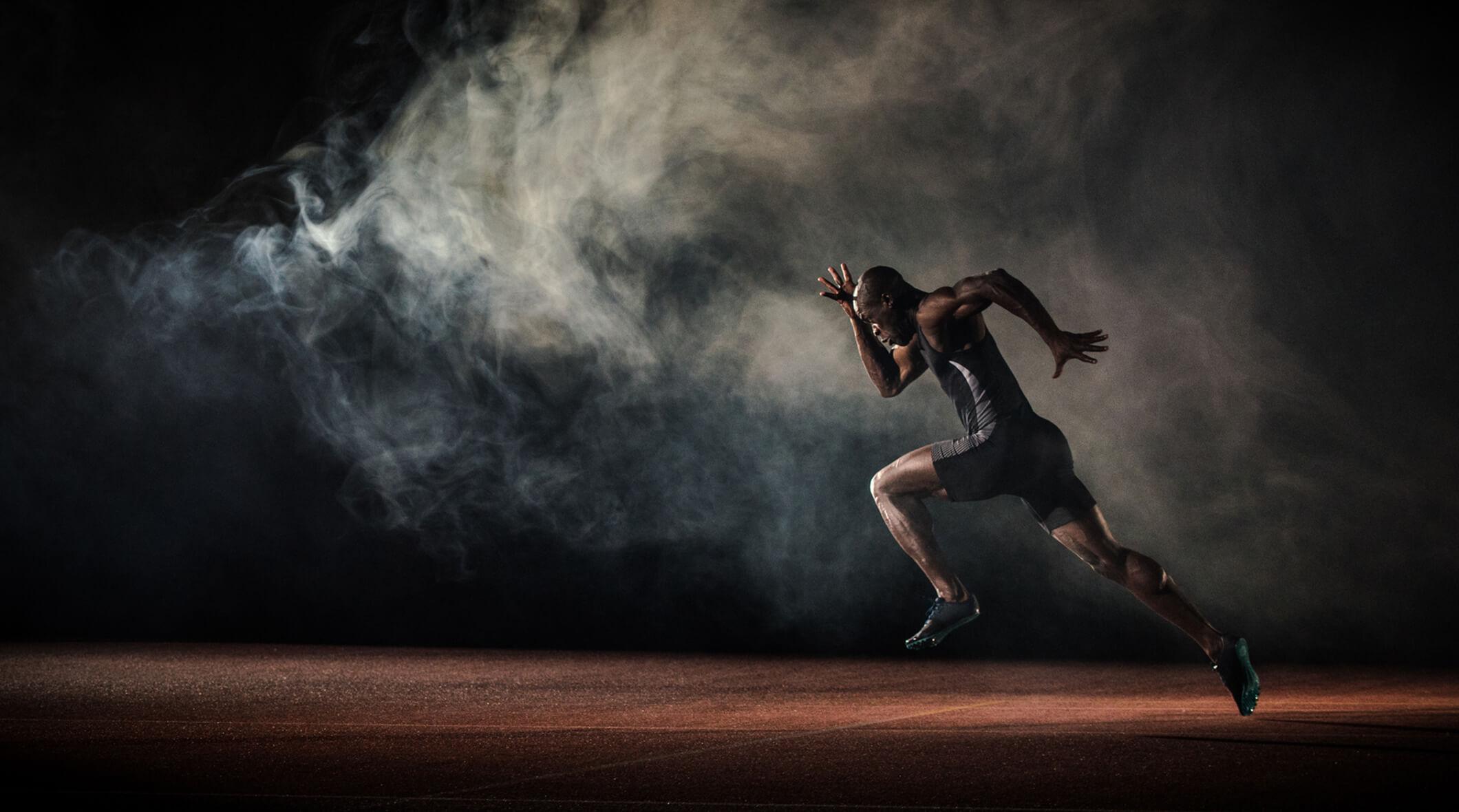 Beta-alanin för explosiva sprinter