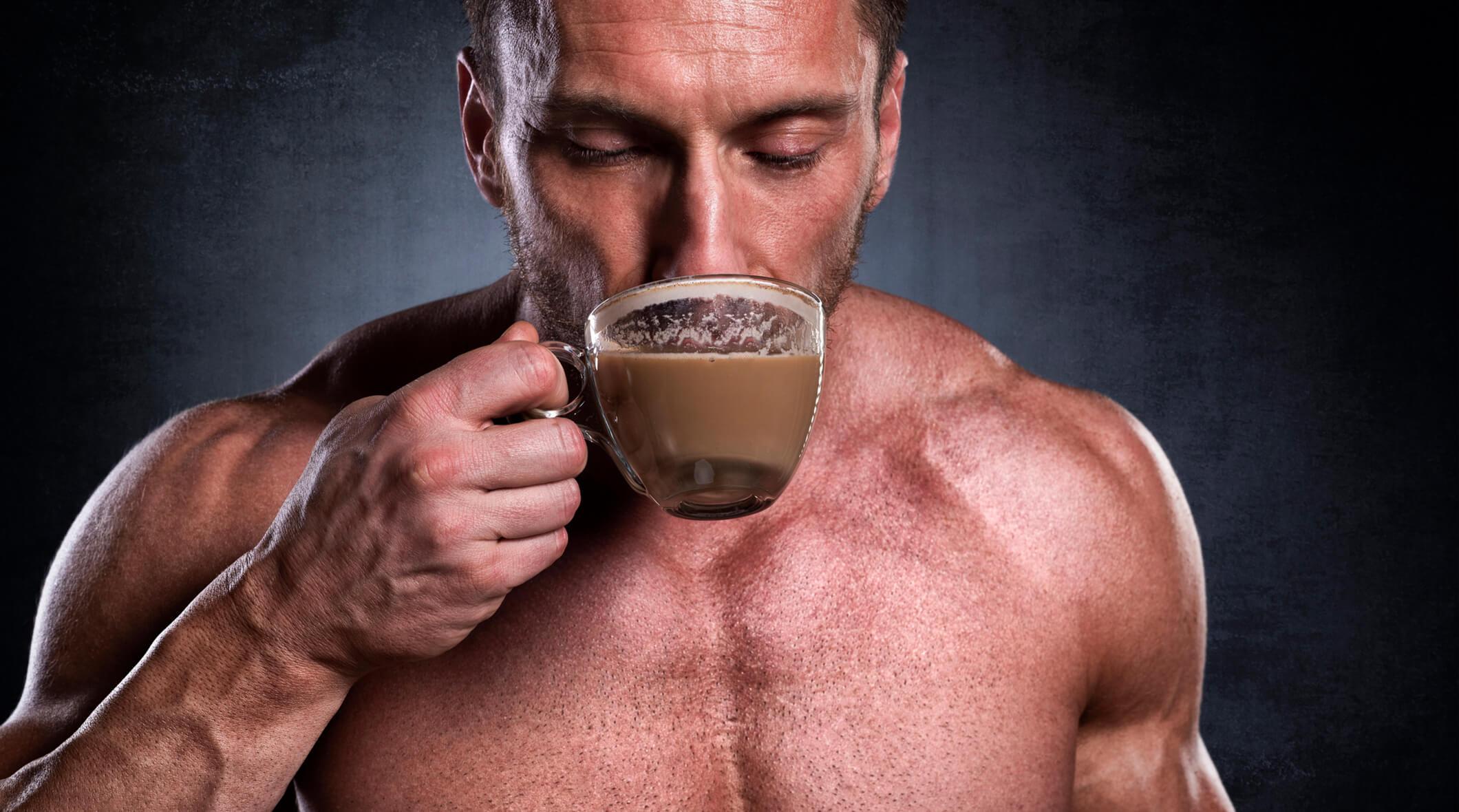 Koffein som prestationshöjare