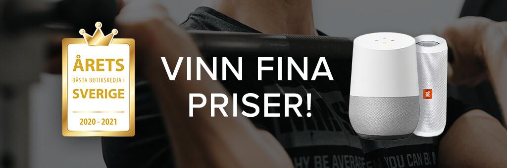 Rösta på MM Sports till Årets bästa butikskedja!