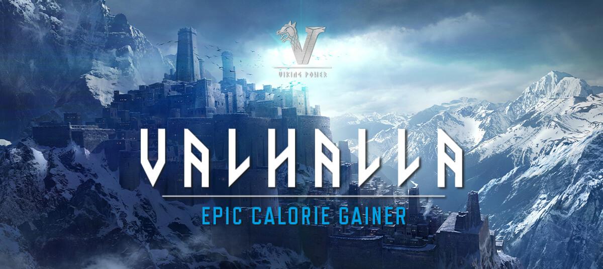 Viking Power Valhalla Epic Calorie Gainer