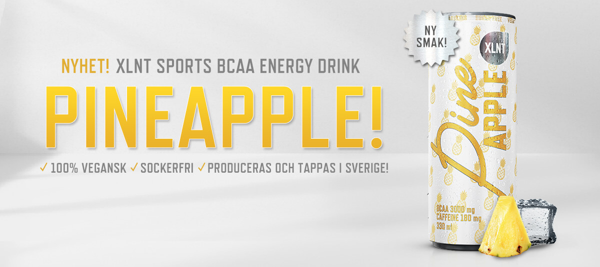 Till XLNT Sports BCAA Pineapple