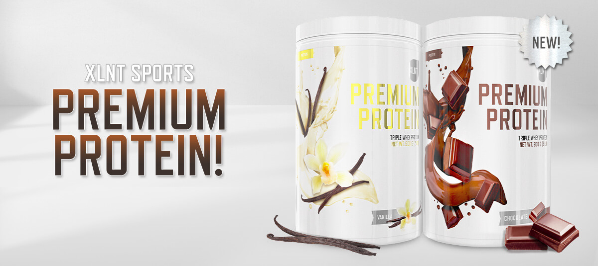 XLNT Sports Premium Protein