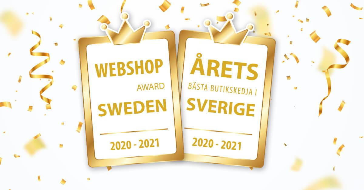 MM Sports blir Årets bästa butikskedja 2020-2021