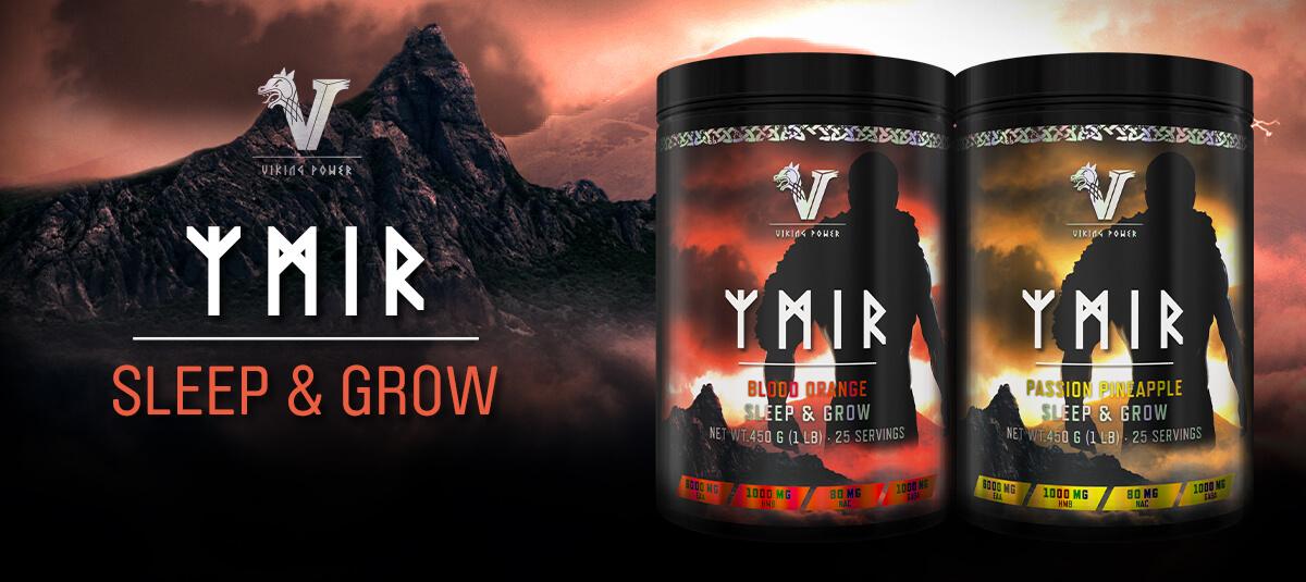 Viking Power Ymir - Sleep & Grow